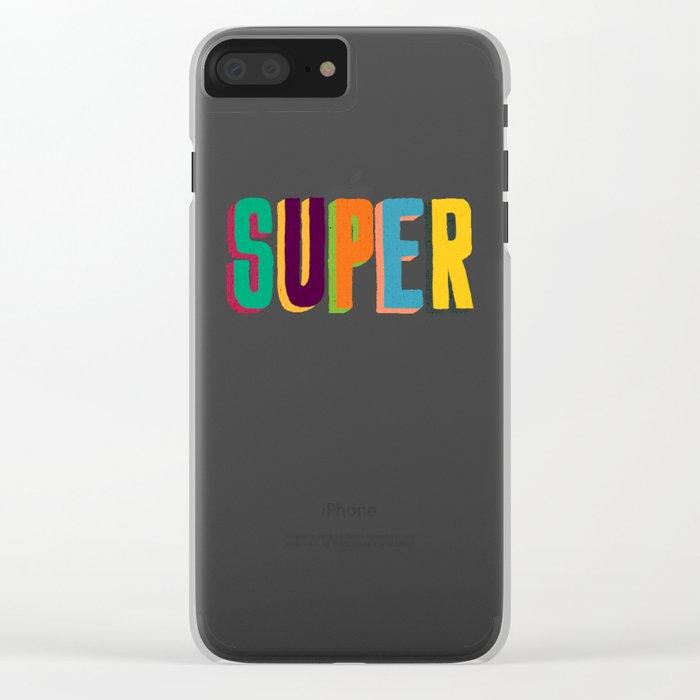 Super Clear iPhone Case