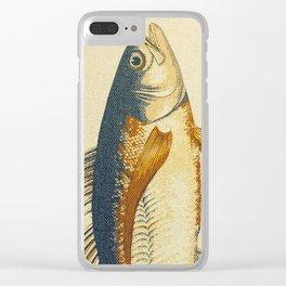 Piscibus 8 Clear iPhone Case