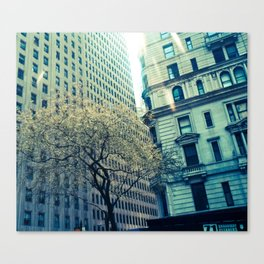 NEW YORK//LIGHT Canvas Print