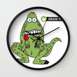 Jurasic Pet Wall Clock