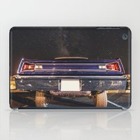 muscle iPad Cases featuring Milky Way Muscle by Shaun Lowe