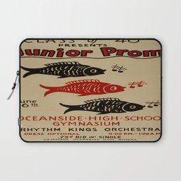 Vintage poster - Junior Prom Laptop Sleeve