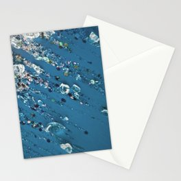 Glass and Spakles Stationery Cards