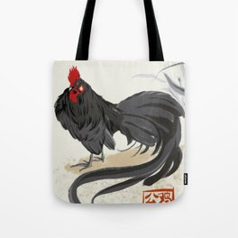 Year of the Rooster - Ronan 2017 Tote Bag