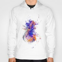 big bang Hoodies featuring Big Bang Theory by Brian Raggatt