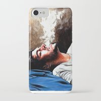 zayn malik iPhone & iPod Cases featuring Zayn Malik #1 by dariemkova