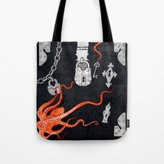 Dead Man's Chest Tote Bag