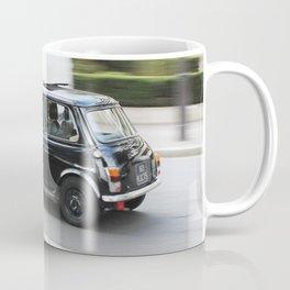 Mini on the Streets of Paris Coffee Mug