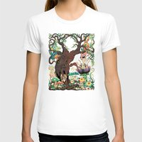jungle T-shirts featuring JUNGLE by GEEKY CREATOR