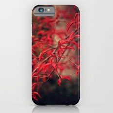 Woodland Red iPhone 6s Slim Case