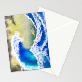 The GreatWave Interpretation Stationery Cards