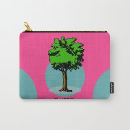 El Arbol Mexican Loteria Card Carry-All Pouch