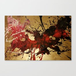 Abstract EXP 1 Canvas Print