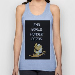 End World Hunger Unisex Tank Top