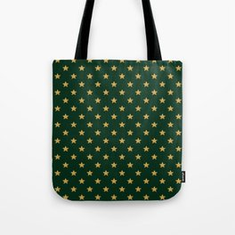 Pattern Stars Tote Bag
