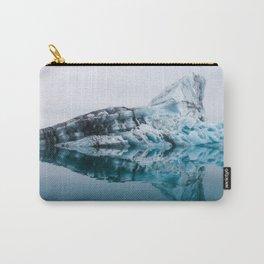 Jökulsárlón Glacier Lagoon Carry-All Pouch