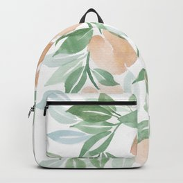 Peach Tree Backpack