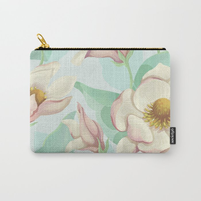 magnolia bloom - fairy version Carry-All Pouch