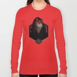 Darth Darth Binks Long Sleeve T-shirt