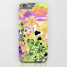 Snore-nado Warning Slim Case iPhone 6s