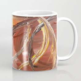 Heart's Flow Coffee Mug