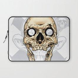Skull 002 Laptop Sleeve