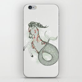 Capricorn iPhone Skin