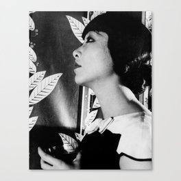 Anna Mae Wong Canvas Print