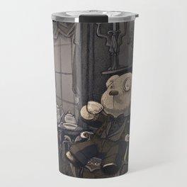 Stefan the Bear Travel Mug