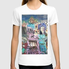 European Street Art T-shirt