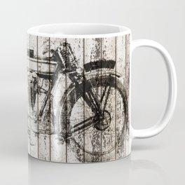 Graphite Moto Coffee Mug