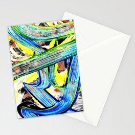 Edit Blue Stationery Cards