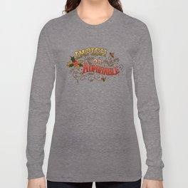 Impish or Admirable Long Sleeve T-shirt