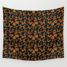 Monarch Butterflies | Monarch Butterfly | Vintage Butterflies | Butterfly Patterns | Wall Tapestry
