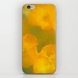 Poppy 29 iPhone Skin