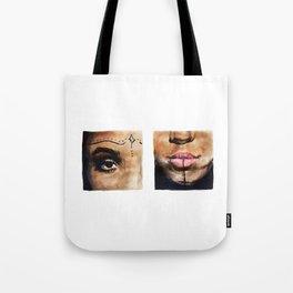 FKA Twigs Tote Bag