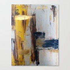 pieces of zen Canvas Print