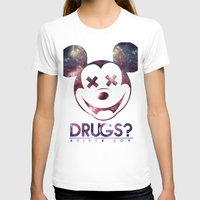 mouse T-shirts featuring mouse by jeff'walker