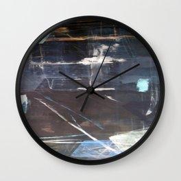 Midnight Broadway East No.28 Wall Clock