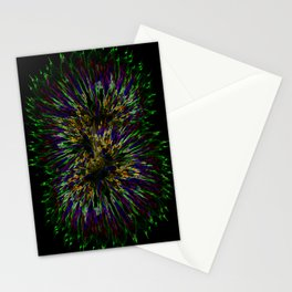 Warp Out Stationery Cards