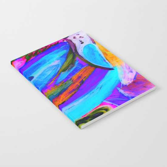 Invert Paint Notebook