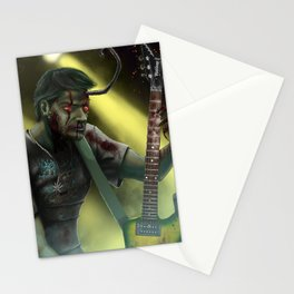 Sounds Of Impalement  Stationery Cards