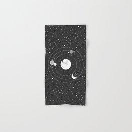 The Space Cat Hand & Bath Towel