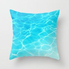 Chasing Summer 01 Throw Pillow