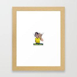 Want some? Framed Art Print