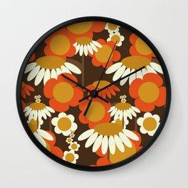 Daisy Chain Wall Clock