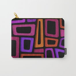 Palm Springs Nights - Modern Tiki Carry-All Pouch