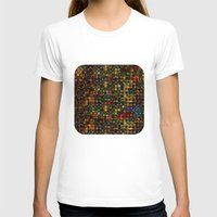 mosaic T-shirts featuring Mosaic by Klara Acel