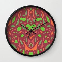 Moonfire Music Video - Image #2 Wall Clock