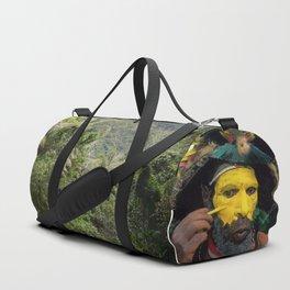 Papua New Guinea Adventure Duffle Bag
